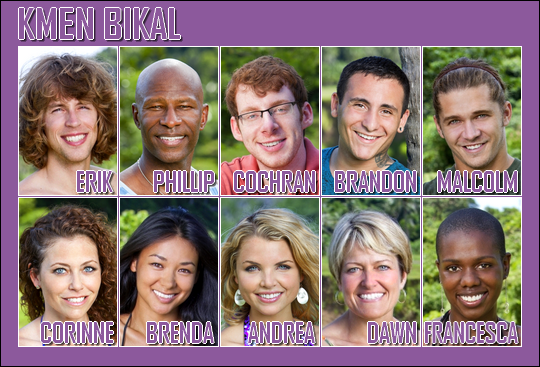 Survivor-Caramoan-Bikal-tribe-Favorites