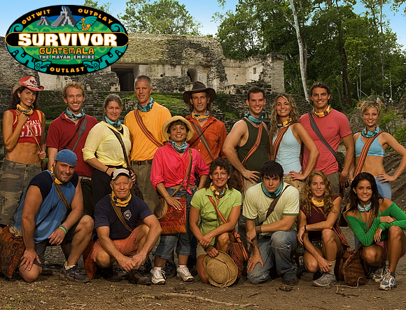 Survivor-Guatemala