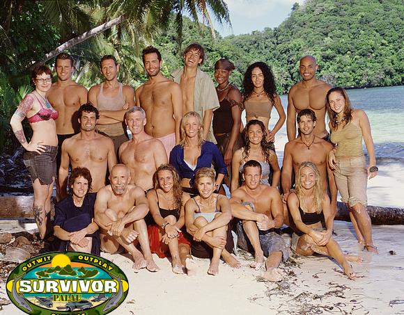 Survivor-Palau