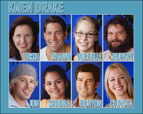 Survivor-Pearl-Islands-Drake-tribe