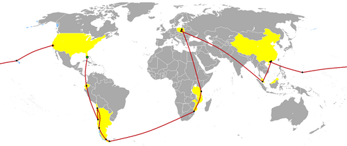 The_Amazing_Race_11_map