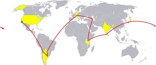 The_Amazing_Race_20_map