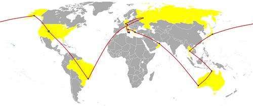 The_Amazing_Race_9_map