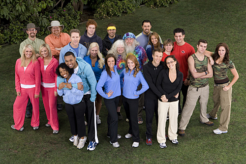 THE AMAZING RACE 13