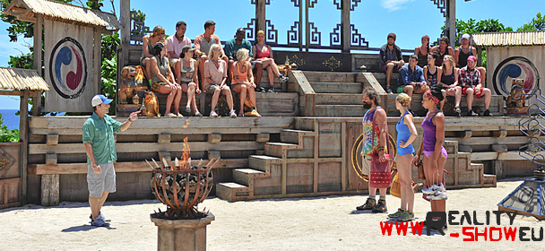 Survivor Blood vs. Water - Redemption Island