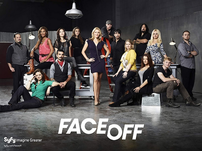 Face Off S02 Cats