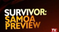 Survivor Samoa – TV Guide Preview