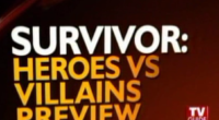 Survivor: Heroes vs Villains – TV Guide Preview